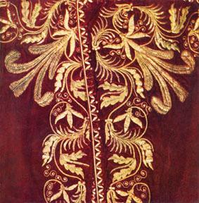 Казахские орнаменты для вышивки 30